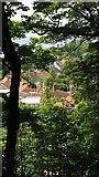 NT0683 : Charlestown from Rocks Plantation by Richard Webb