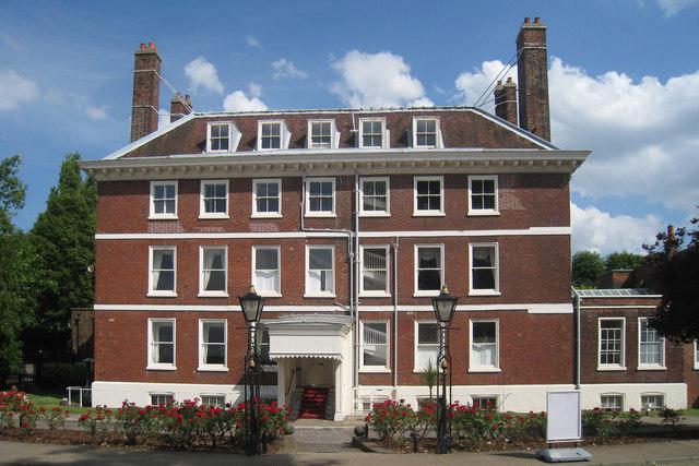 Commissioners House, Main Gate Road, Chatham Dockyard, Kent