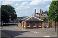 TQ7569 : The Customs House, Main Gate Road, Chatham Dockyard by Oast House Archive
