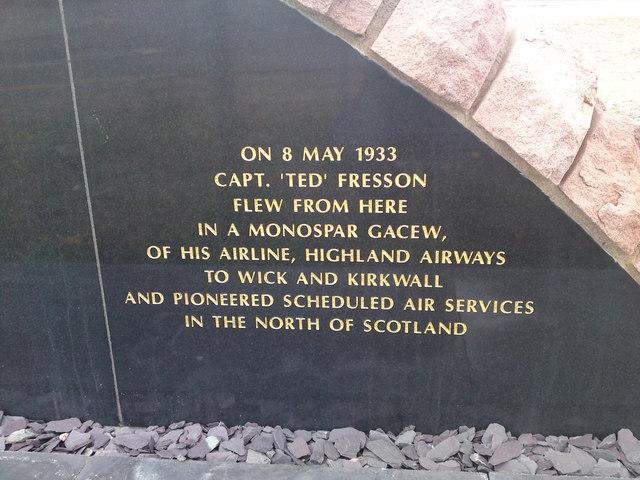 Monument close-up