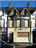 J5081 : Vacant shops, Bangor by Rossographer