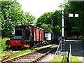 SE6452 : Derwent Valley Light Railway by David Rogers