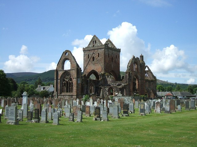 Sweetheart Abbey © Iain Russell :: Geograph Britain and Ireland