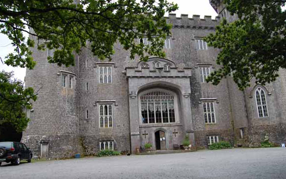Charleville Castle, Tullamore, Co Offaly