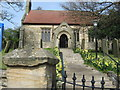 NZ1431 : Church Witton-le-Wear by peter robinson