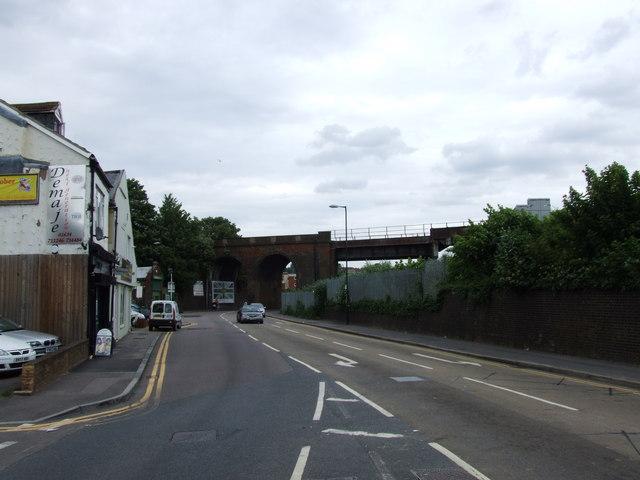 Station Road, Strood
