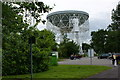 SJ7971 : The big dish at Jodrell Bank by Ian Greig