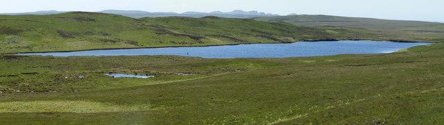 Loch Drolsay - Isle of Islay