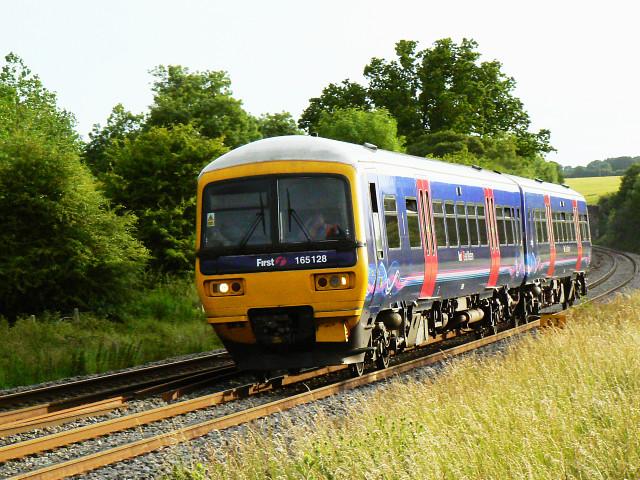 The local train from Great Bedwyn, again