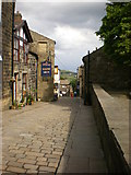 SD9828 : Towngate, Heptonstall by Alexander P Kapp