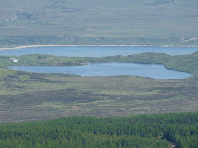 Loch Ardnahoe - Isle of Islay