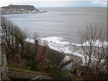 TA0487 : Scarborough's Cliff Lift by Dr Patty McAlpin