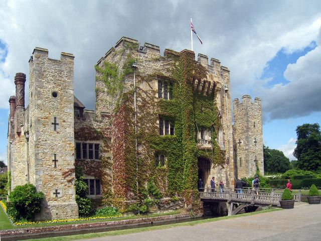 Hever Castle, Hever, Kent