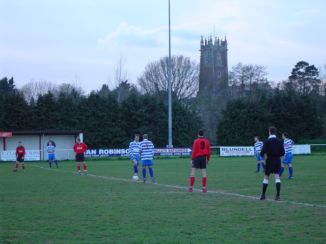 Speeds Meadow - Cullompton Rangers FC