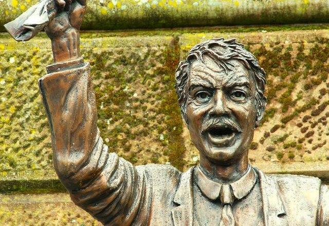 """""""The Speaker"""", Belfast"""