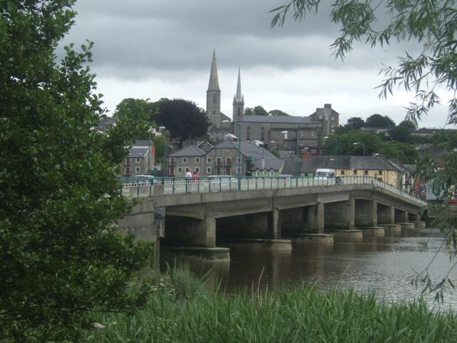 River Barrow Bridge