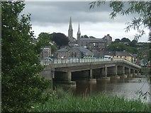 S7127 : River Barrow Bridge by John M