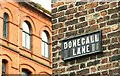 J3374 : Donegall Lane, Belfast (2) by Albert Bridge
