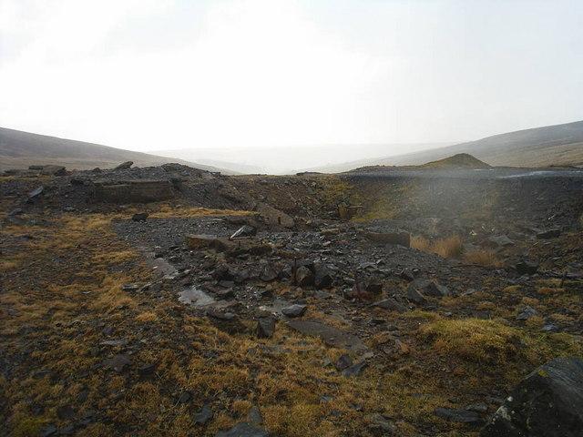 Site of Swinhope Mine