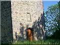 SN1410 : St Elidyr's Church, Ludchurch - Large Tower Detail by welshbabe