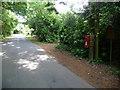 SY7888 : Redbridge: postbox № DT2 153 by Chris Downer