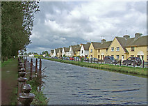 N3325 : Grand Canal at Bury Quai Tullamore Co. Offaly by Dennis Turner