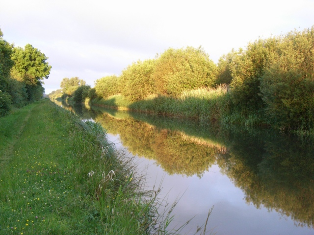 Grand Canal at Alasty, Co. Kildare