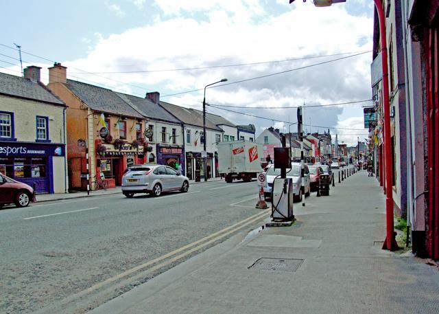 Collumcillie Street Tullamore Co.Offaly