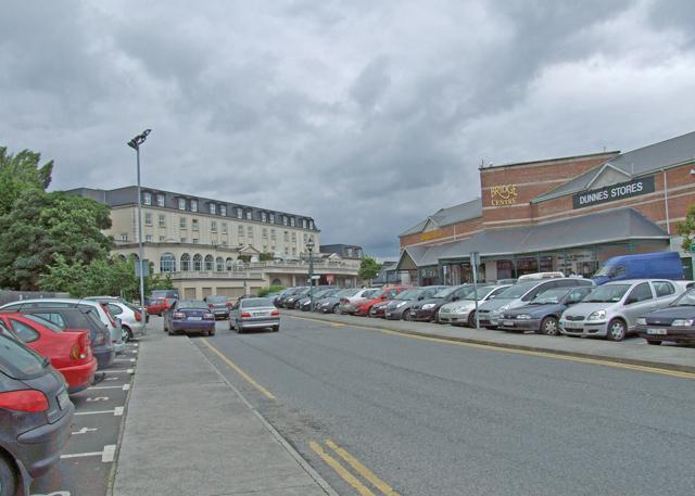 Bridge Centre Tullamore Co.Offaly