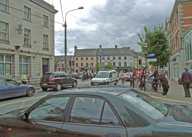 Bridge Street Tullamore Co.Offaly