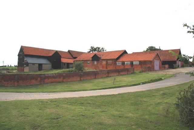 Farm adjacent to Mountnessing Hall