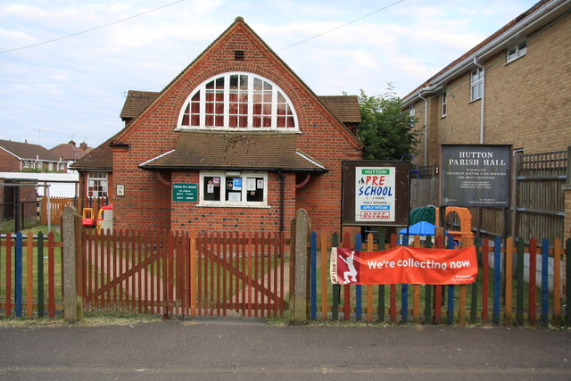 Hutton Parish Hall, Rayleigh Road