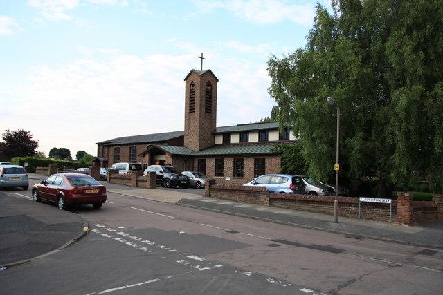 St. Peter's Church, Hutton