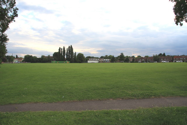 Playing Fields off Wash Road, Hutton