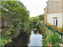 SD9701 : River Tame by Gerald England