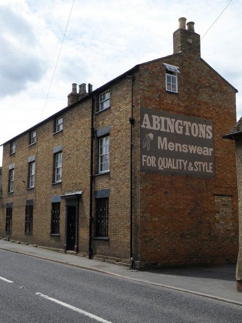 Menswear Shop in Kimbolton