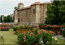 TL9925 : The Rose and Castle by Zorba the Geek
