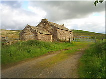 NY8048 : Old Toll House at Carrshield by John Chapman