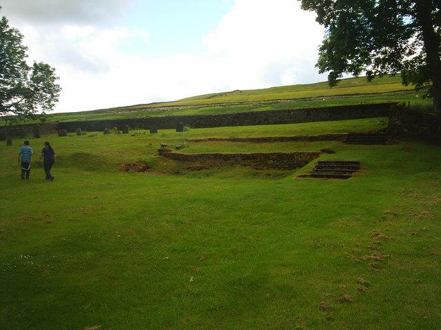 Site of demolished church