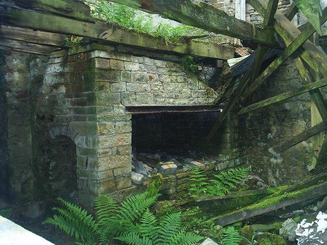 Disused Blacksmiths Forge