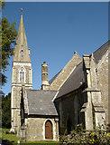 TM2850 : St. Andrew's, Melton by Oxymoron