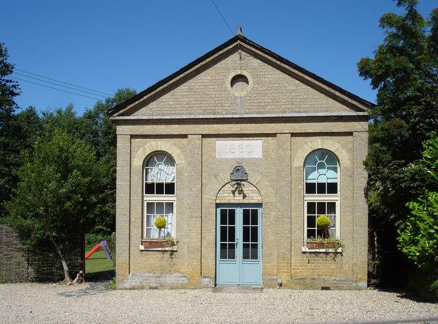 Converted chapel, Ufford
