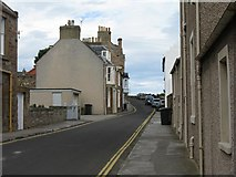 NT4999 : South Street, Elie, looking east by M J Richardson