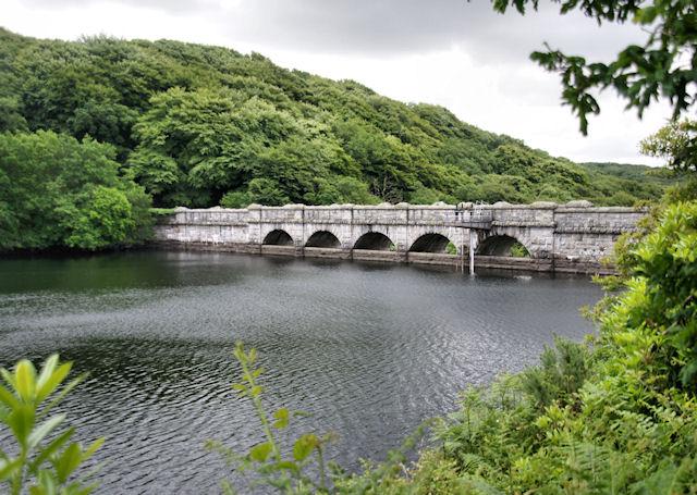 Burrator Dam