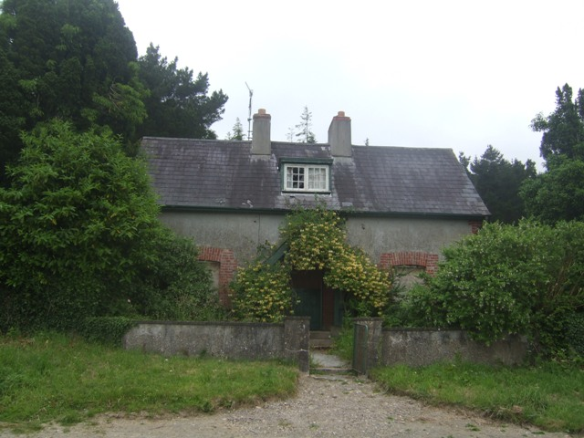 Disused cottage - Curraghmore Estate