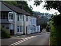 SX8852 : Houses at Britannia Crossing by Derek Harper