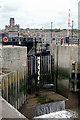 SJ3488 : Dock Lock by Row17