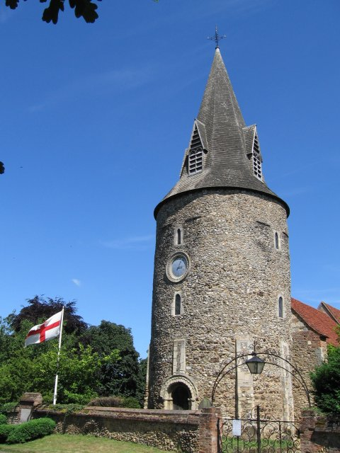 St Mary the Virgin Church, Great Leighs, Essex