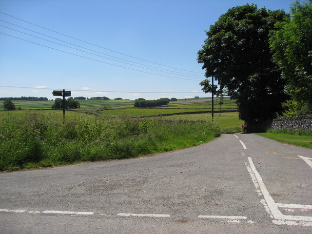 Pasture Lane near Town Head Farm