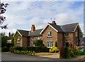 SE8042 : Everingham houses by Paul Harrop